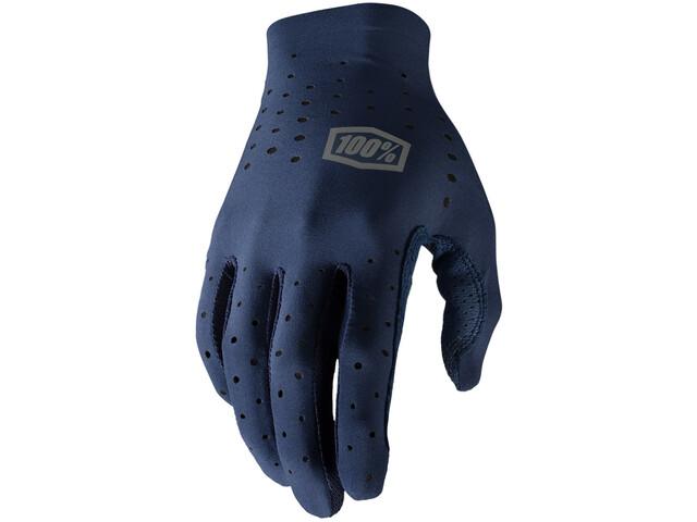 100% Sling Rękawiczki, niebieski